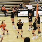 Volleyball defeats Lebanon in league opener