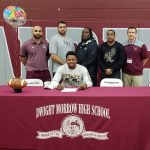 SENIOR RAIDER COLLEGE BOUND – J. EDMOND MAKES IT OFFICIAL