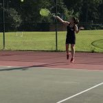 Dwight Morrow Girls Varsity Tennis vs. Pascack Hills