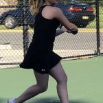 Dwight Morrow Girls Varsity Tennis vs. Pascack Valley
