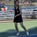 Dwight Morrow Girls Varsity Tennis vs. Indian Hills