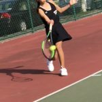Dwight Morrow Girls Varsity Tennis vs.Bergenfield
