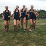 Girls XC Finishes 5th in 15 team Lakeview Invitational