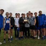 Boys Varsity Cross Country finishes 2nd place at County Inv