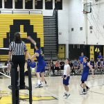 Boys Volleyball WPIAL Semifinal vs. Montour - May 22, 2018