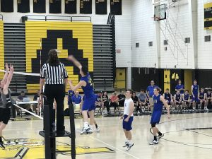Boys Volleyball WPIAL Semifinal vs. Montour – May 22, 2018