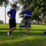 Boys Varsity Golf falls to Mount Pleasant Area Senior 230 – 250