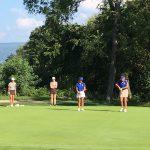 Girls Varsity Golf falls to Greensburg Central Catholic 173 – 244