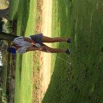 The Lady Trojan Golf Team defeats St. Joe's