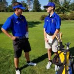 Boys Varsity Golf falls to Frazier 244 – 248