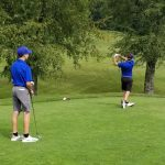 Derry Trojan Boys Golf Team Wins by Forfiet Verses Geibel