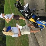 Girls Varsity Golf falls to Greensburg Central Catholic 168 – 233