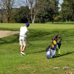 Boys Varsity Golf beats Southmoreland 231 – 300