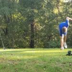 Boys Varsity Golf falls to Greensburg Central Catholic 222 – 253