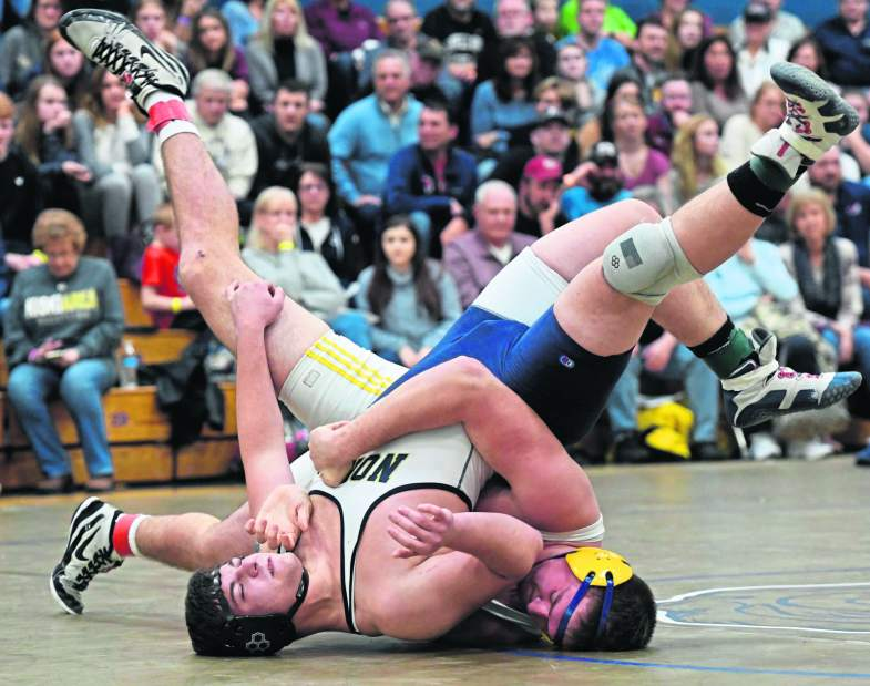 Trib HSSN- Derry Area's Deluca eyes State Title