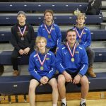 DeLuca & Cymmerman Win WPIAL Gold! Baker, Sabedra, Weinell also Represent Trojans on Podium!