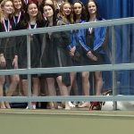 Derry girls 200 Free Relay highlight the day