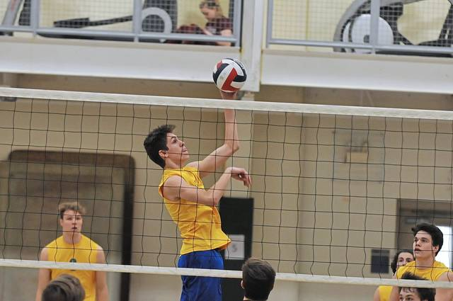 Boys Volleyball Previewed in Trib HSSN!