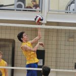 Boys Volleyball gets set for playoffs- Trib HSSN