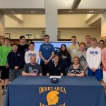 Sr. John Kerr Commits to Penn State University; Boys Volleyball