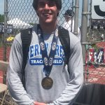 Huss takes 5th in 400m at State Championship; Breaks School Record