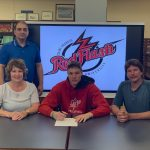 Senior Two-Sport Athlete Jason Geary Commits to Saint Francis University
