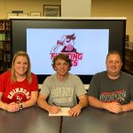 Two-Sport Athlete, Trey Weinell, Commits to Edinboro University for Wrestling