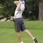 Boys Varsity Golf falls to Mount Pleasant Area Senior 231 – 234