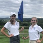 Derry Girls Golf Opens with Section Win in Playoff