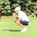 Boys Varsity Golf beats Yough 230 – 269