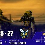 Trojan Football wins section opener vs. Freeport – Trib HSSN