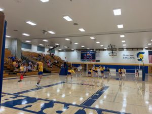 9/3/2019-Girls Volleyball vs. Deer Lakes