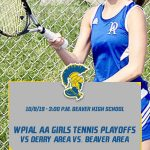 DA Girls Tennis Qualifies for Post-Season