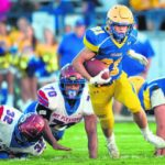 DA Senior Justin Huss Breaks School Rushing Record