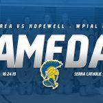 DA Girls Volleyball vs. Hopewell – WPIAL Playoffs