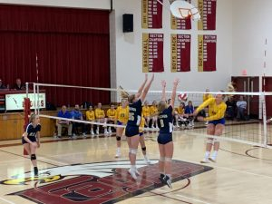DA Girls Volleyball vs. Hopewell – WPIAL Playoffs