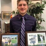 Aidan Bushey Named Section 2AA MVP/ Total of Five Receive All-Section Recognition