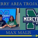 Max Malis Joins Mercyhurst Lakers – Football