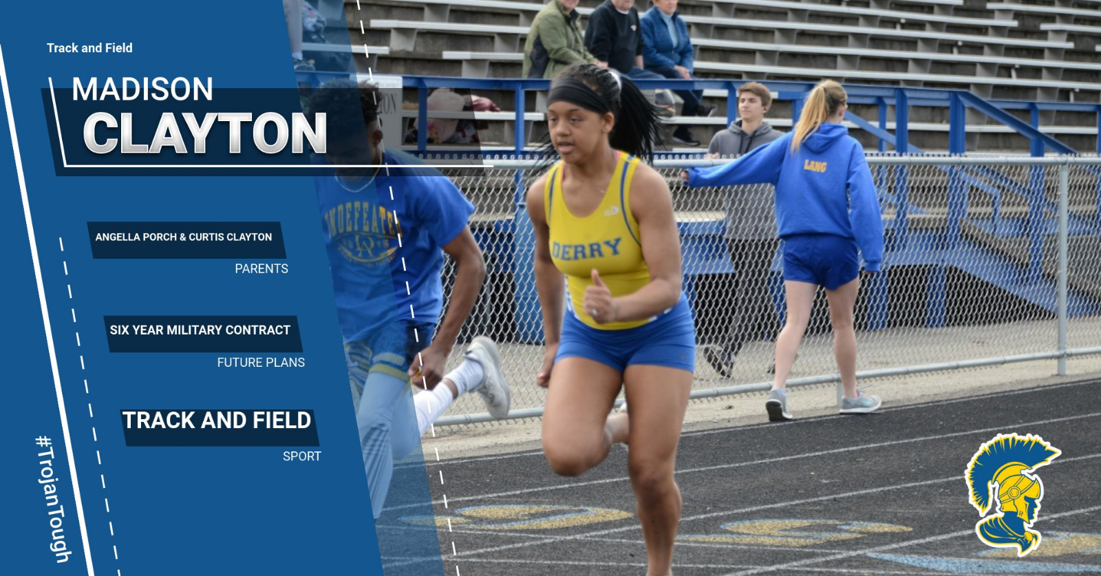 Senior Salute: Madison Clayton
