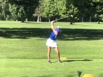 Girls Varsity Golf falls to Mt. Pleasant 208 – 244