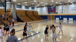 Girls Varsity Basketball falls to Burrell School District 50 – 21