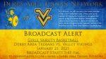 Special Broadcast Alert: 1/21 Senior Night – Girls Basketball vs. Valley