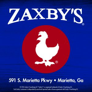 Zaxby's Marietta HS Partner in Education