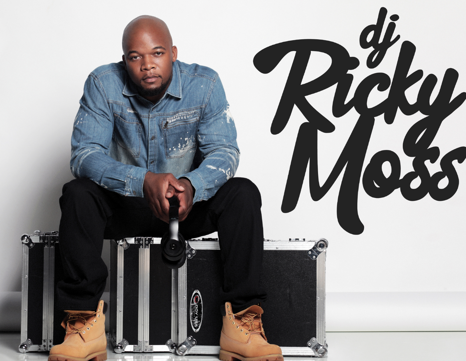 DJ Ricky Moss in the building!