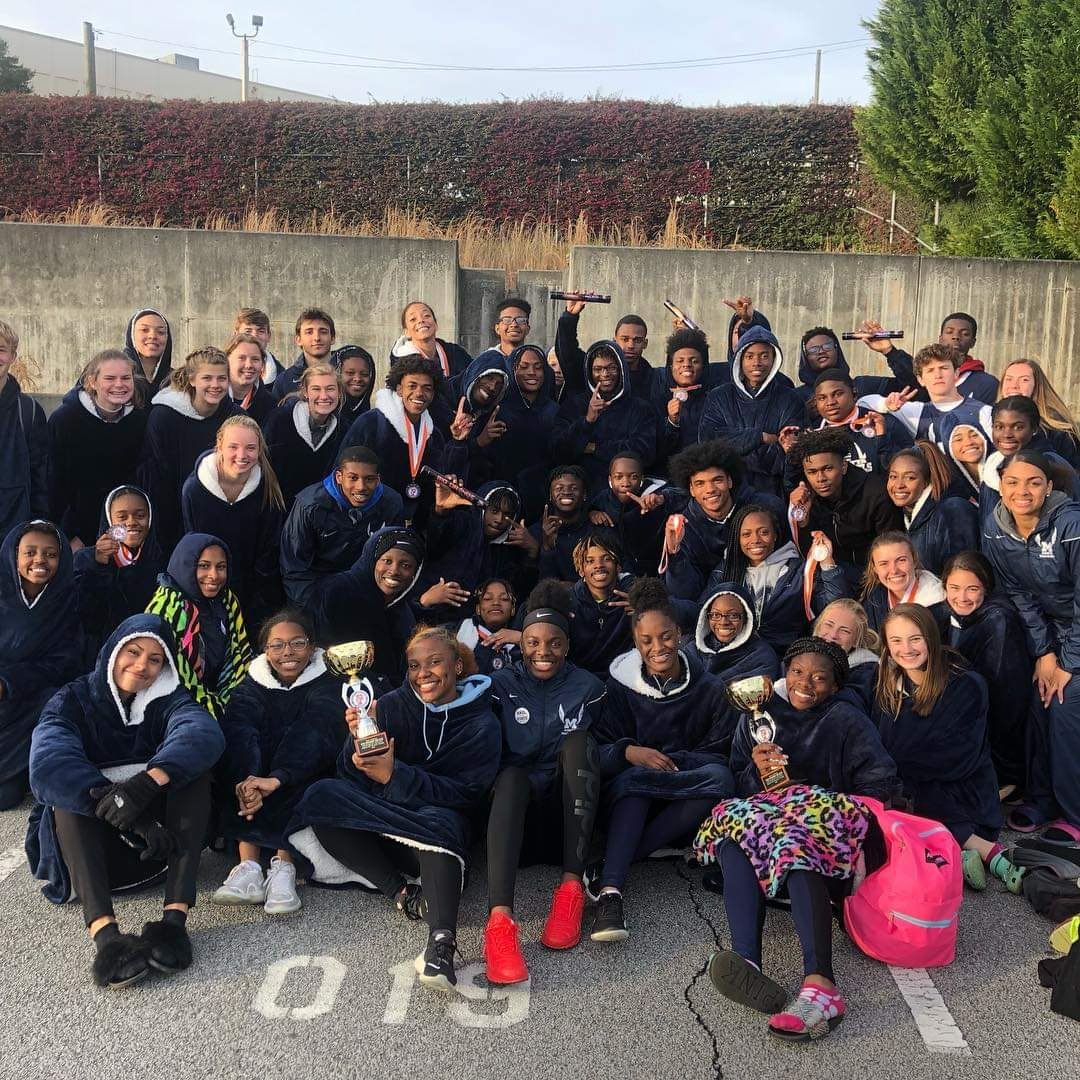 """Both girls and boys Track win at """"Big Orange Relays"""" at Parkview HS"""