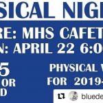Physical Night 2019