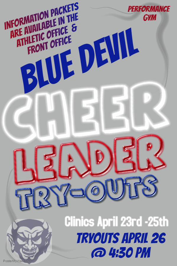 2019-20 Cheer Tryouts
