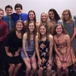 GLHS Students Named as Scholar Athletes