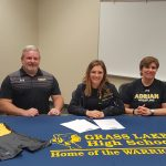 Deven Cushard Signs Letter of Intent