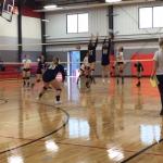 Girls Varsity Volleyball at Addison Tournament